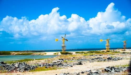What's more Dutch than a windmill