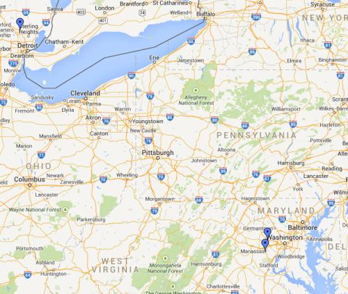Courtesy of Google Maps