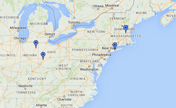 google maps – The Roving Van Gelders