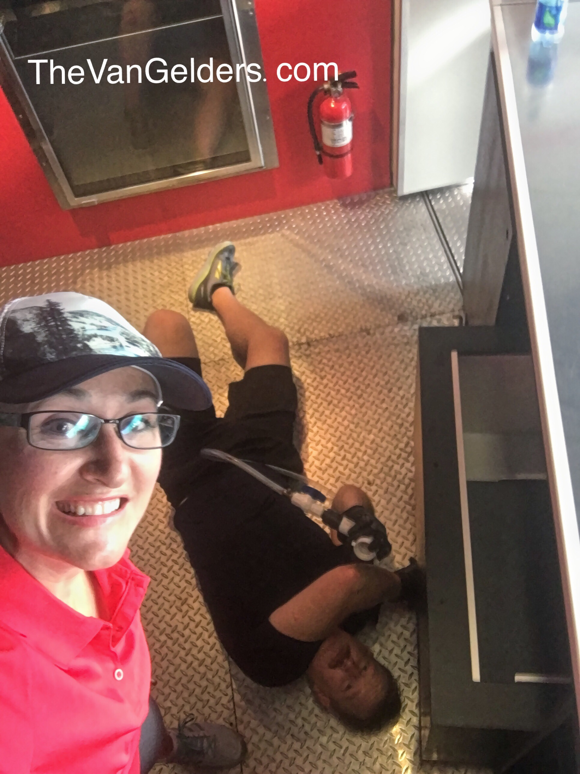 It s not every day that one of us has to crawl under a counter to work on  plumbing but believe it when we say there is no typical day on a marketing  ... 94f251bd8